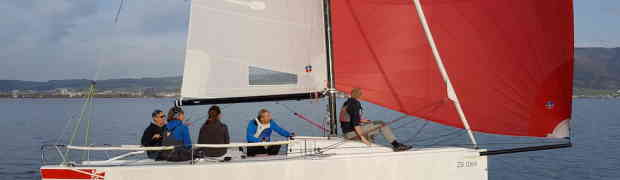 Gelungenes Swiss Sailing League Training