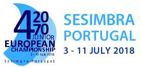 420 Junioren-EM in Sesimbra (POR) mit Chamer Beteiligung