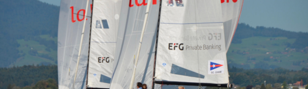 Swiss Sailing Challenge League: Act3 vom 8. und 9. September 2018 in Oberhofen