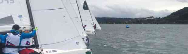 Swiss Sailing Super League Finale in La Neueville
